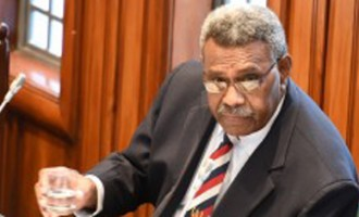 Privileges Committee To Rule  On Ratu Isoa's Ranting