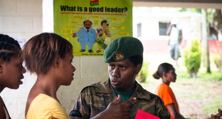 Saneem Observes Snap Elections In Vanuatu