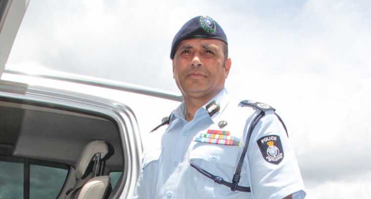 Qiliho To Police On UN Mission:  Preserve Fiji's Image