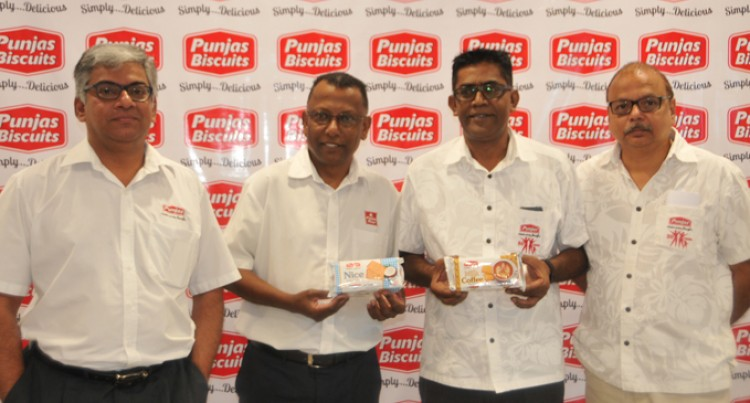 Punjas introduces two new flavours of biscuits
