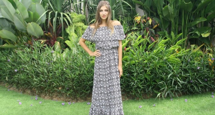 Kennedy To Launch Baravi Collection In Sydney Show