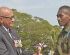 Physically-Challenged Cadet Wins Award