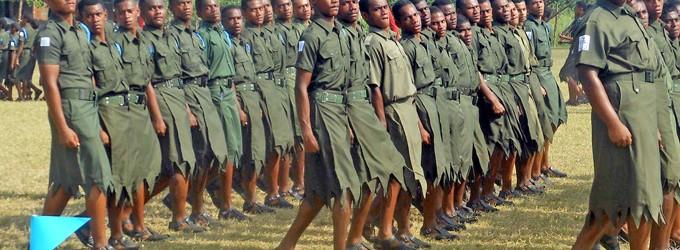 Cadet Training Instills Discipline: Konrote
