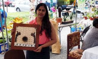 Priti Pursues Handicraft Decor