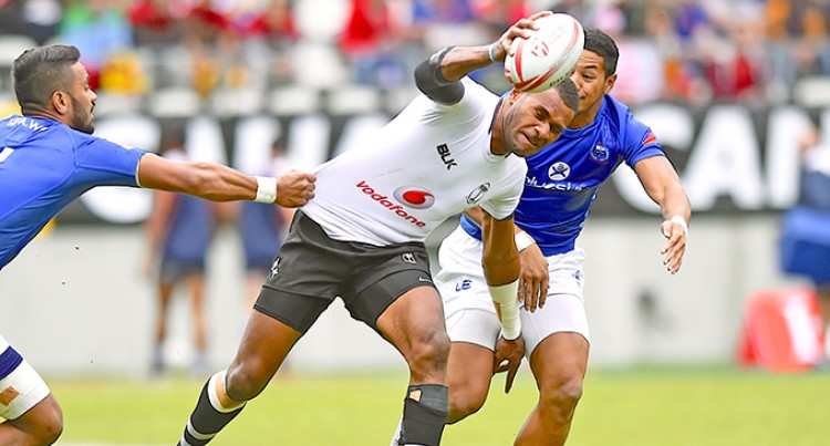'Fijian Bus' Impresses Against Samoa