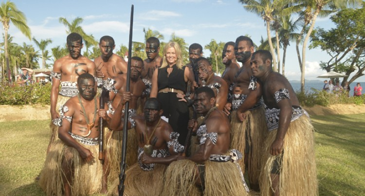 Popular Aussie Show Live From  Denarau