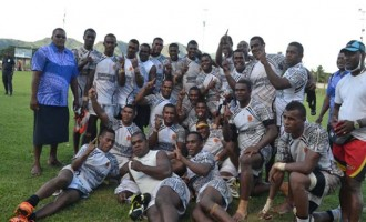 First Win For Malolo