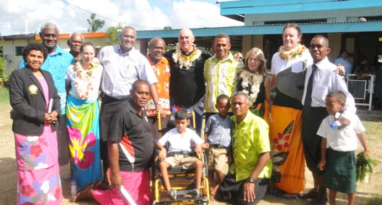 $10K Aid For Tavua School From NZ