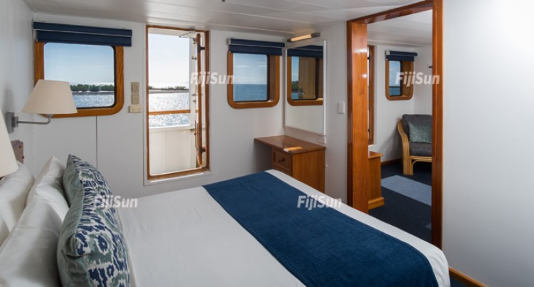 MV Reef Endeavour $2million Refurbishment Completed