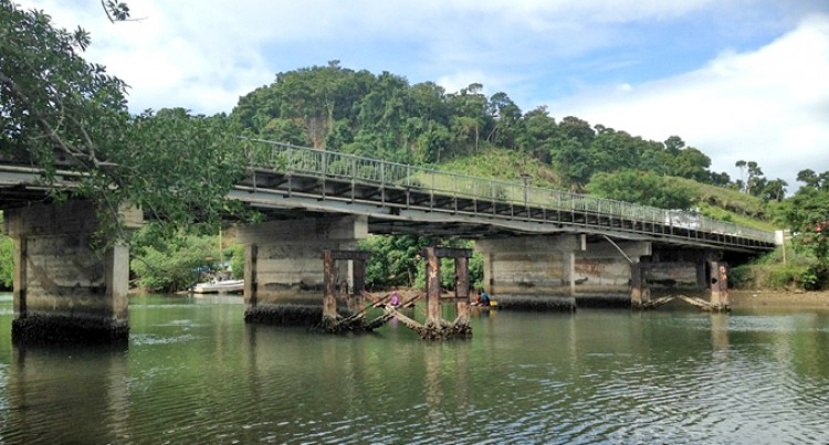 Tamavua-i-wai Bridge Open To Legal Loads