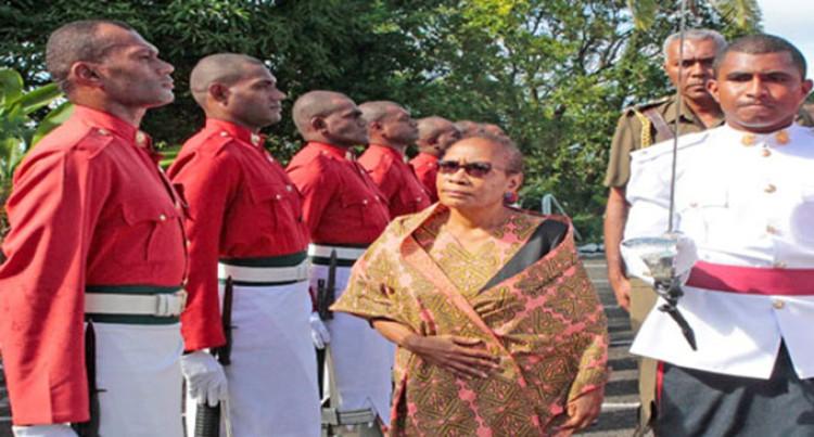 Ratu Inoke Welcomes New PNG High Commissioner