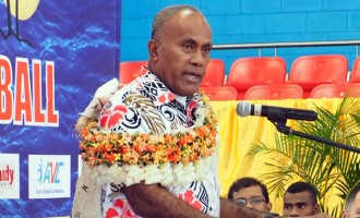 Fiji Glad To Host: Tuitubou
