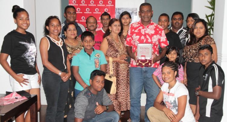 Ramacake Wins $18K Jewellery