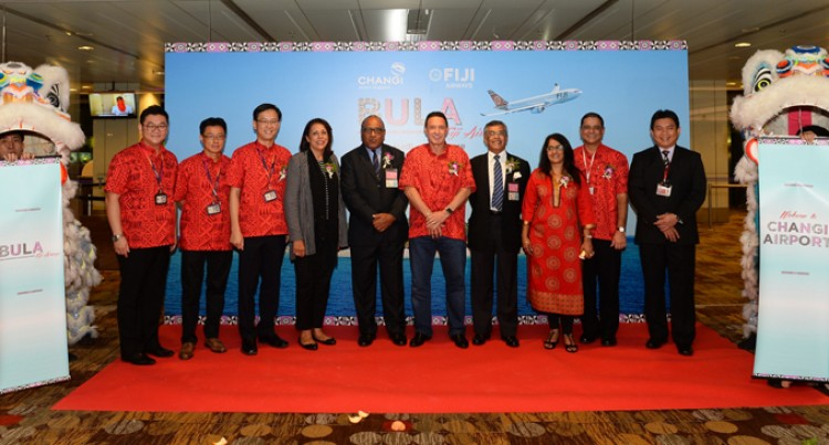 Fiji Airways Adds Jetstar Asia To Interline Agreement