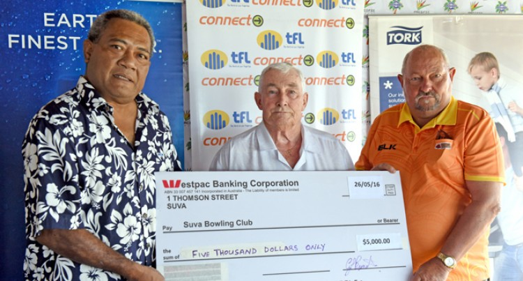 Bowling Carnival Gets Supports