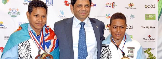 Fiji Will Host More