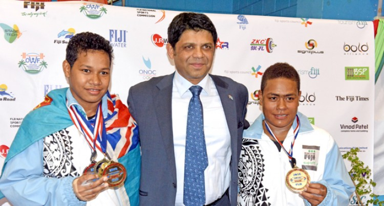 Fiji Will Host More