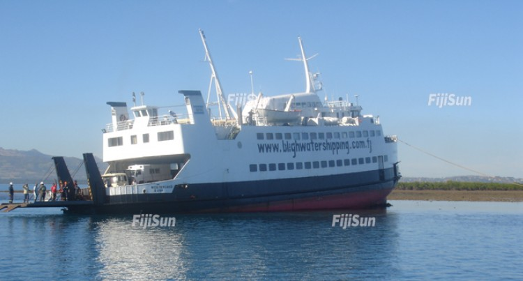 Ferry To Undergo Repair Works