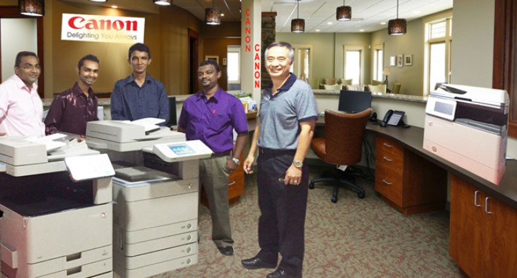 Computer 1 Becomes New Dealer For Canon