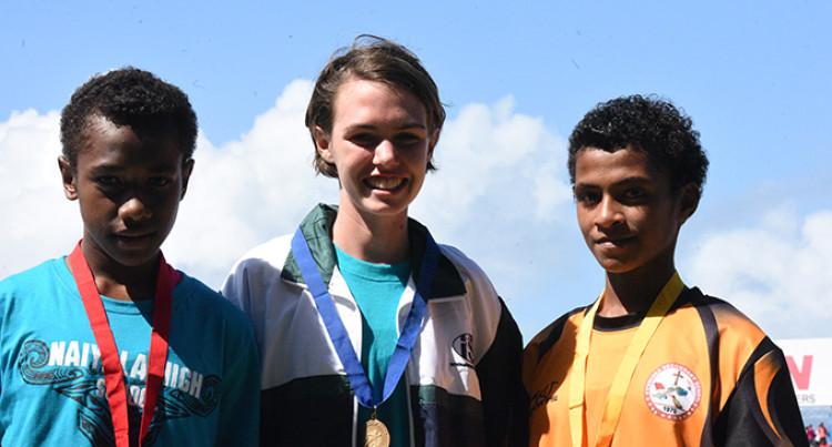 Maia Eyes The Melanesian Games