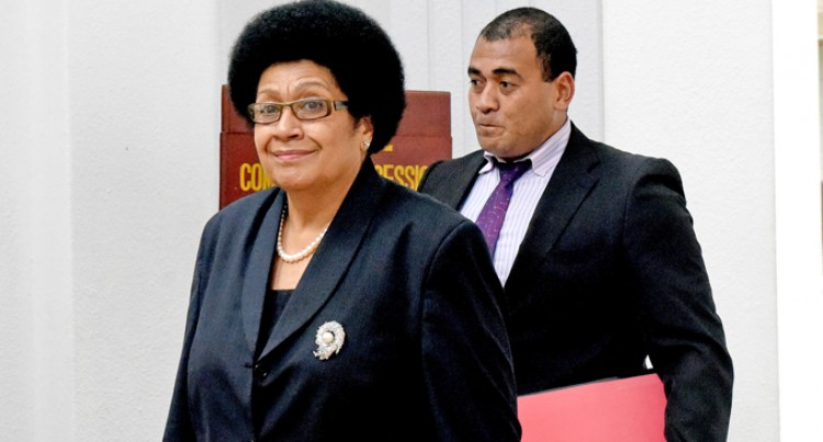 New, Unusual: Speaker On MP's Backing Move