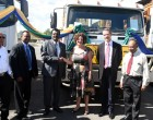 Handover Specialised Vehicles, Equipment To Expedite FEA Restoration Efforts