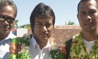 Kiribati Lad Applauds Govt