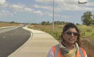 New One-kilometre Two-lane Gateway Opens In Nadi