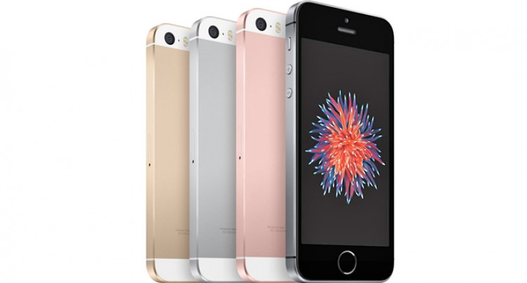 Vodafone Fiji Launches iPhone SE