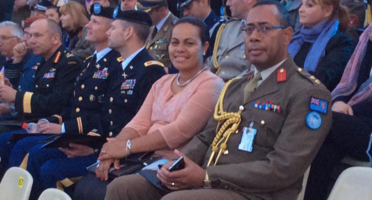 Col Kalouniwai Attends Independence Day