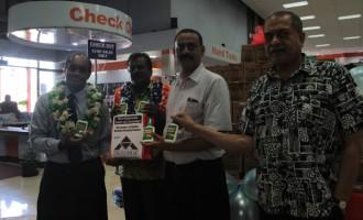 RC Manubhai Provides With  Mozzie Blocker