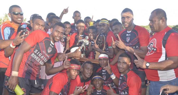 Navosa Central Take U19 Crown