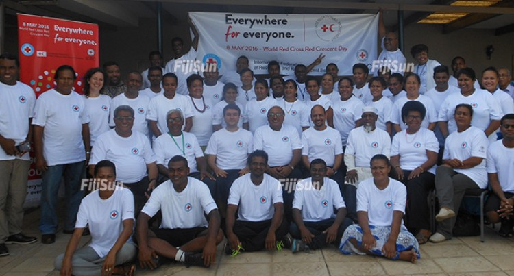 Fiji Red Cross Upholds Principles Of Service