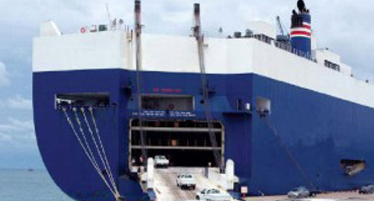 Car Dealer Wary Of High Sea Freight Charges