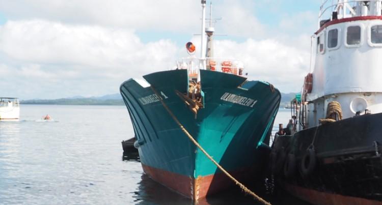 Kadavu vessel awaits MSAF clearance