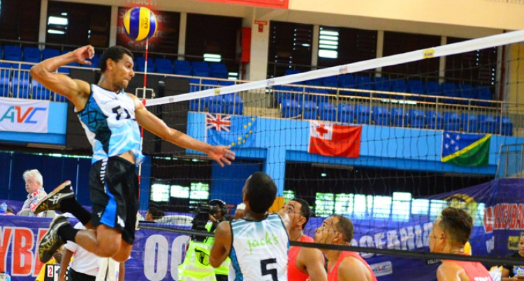 Fijian White March To The Quarters
