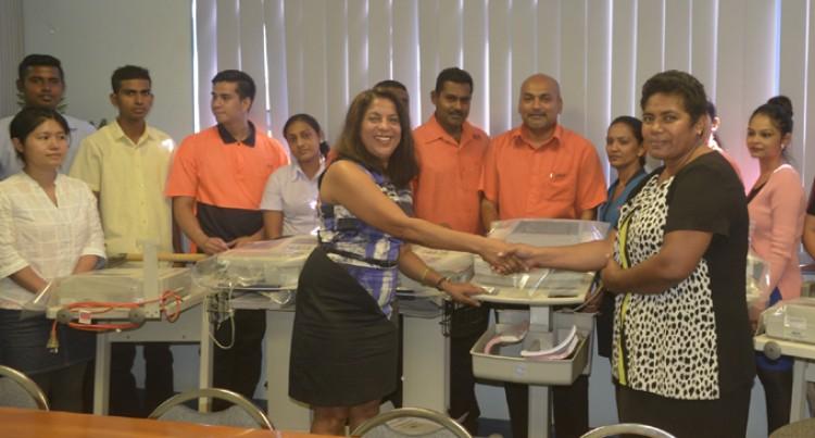 Ministry Of Health Nadi Firm Brings In Six ECG Monitors