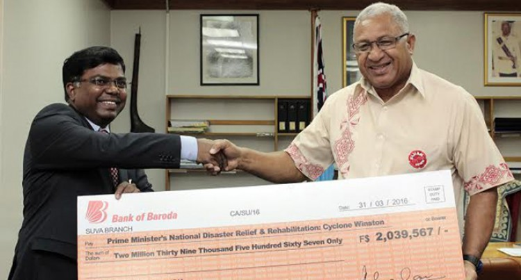India Donates Additional $2m To PM's Appeal Fund