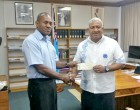 Peacekeepers Donate Towards Recovery