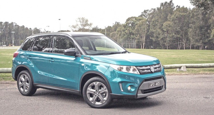 Suzuki Vitara Order List Growing