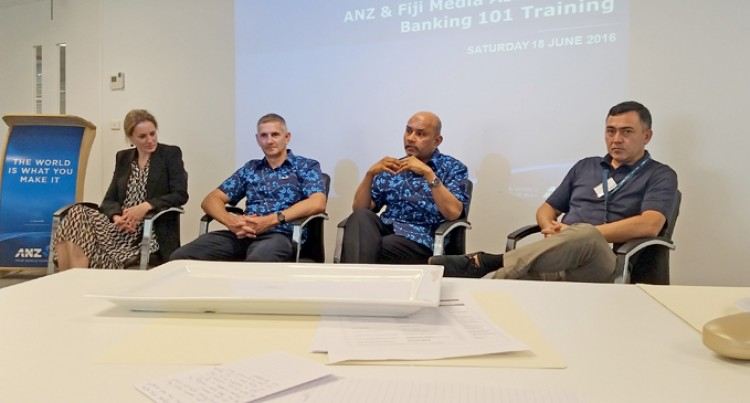 ANZ And The Fijian Media Association Collaborated To  Share Insights Into The Banking Sector And Global Economy