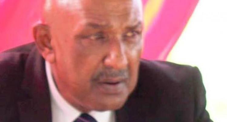 Director Criminal Investigations Department SSP Kishor Kumar Passes Away