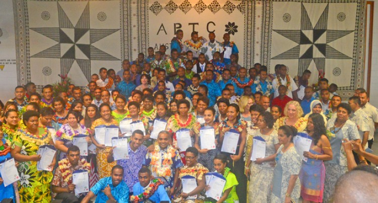 APTC Graduates Ready For Future Challenges
