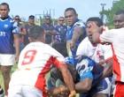 Escott Shield Battle Heats Up