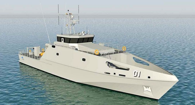 Our New Patrol Boats Ready By 2022, 2023
