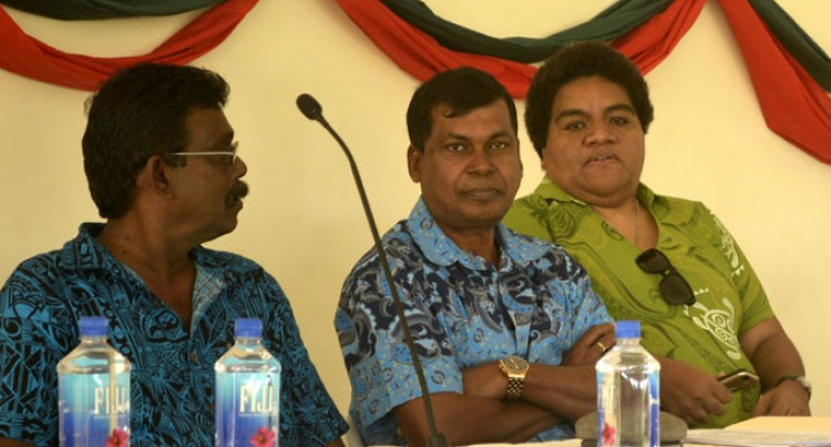 NFP Wary Of Rabuka
