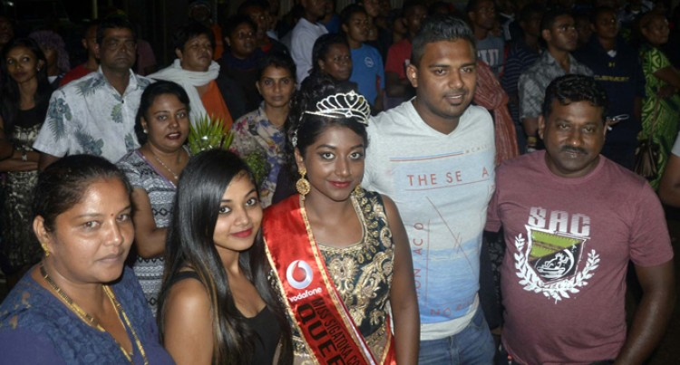 Gounder Looks Forward To Miss Fiji Pageant