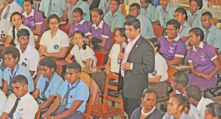More Experts In Science Needed: Sayed-Khaiyum
