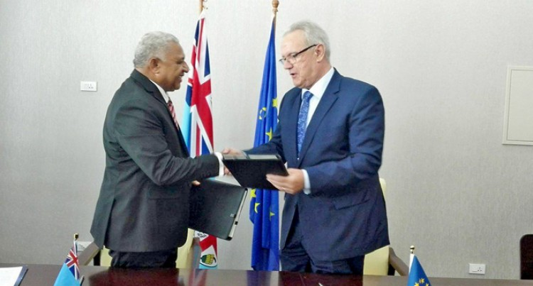 EU's $23m Deal Shows Confidence  In Government