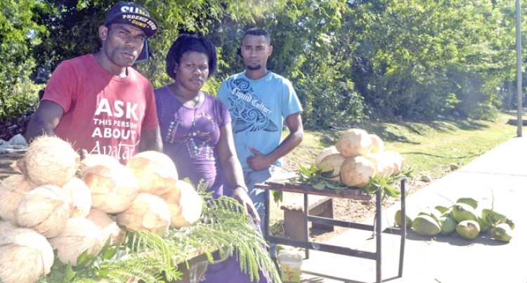 Vendor Welcomes Informal Sector Plan